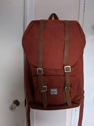 Herschel Burnt Orange Backpack