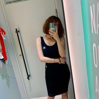 💥(降) Adidas窄裙