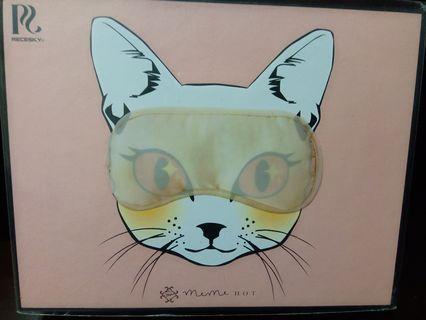 貓小姐電熱溫敷眼罩