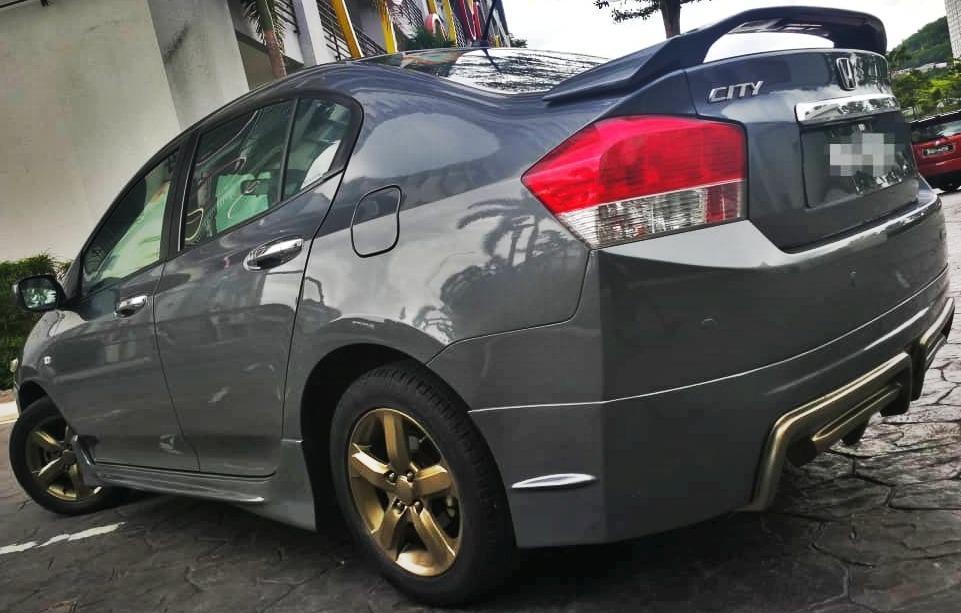 2011 Honda City 1.5 (A) Muka 3990 Loan KEDAI kereta