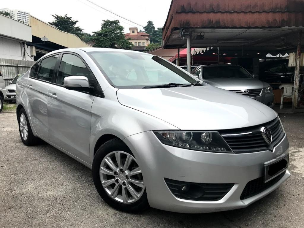 2013 PROTON PREVE 1.6 (A) TURBO P/START P/SHIFT MUKA 3K