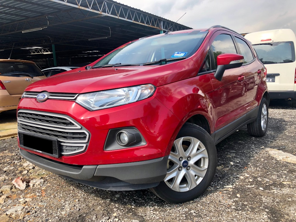 2014 Ford EcoSport 1.5 Titanium SUV (A) SUPER YEAR PROMOTION