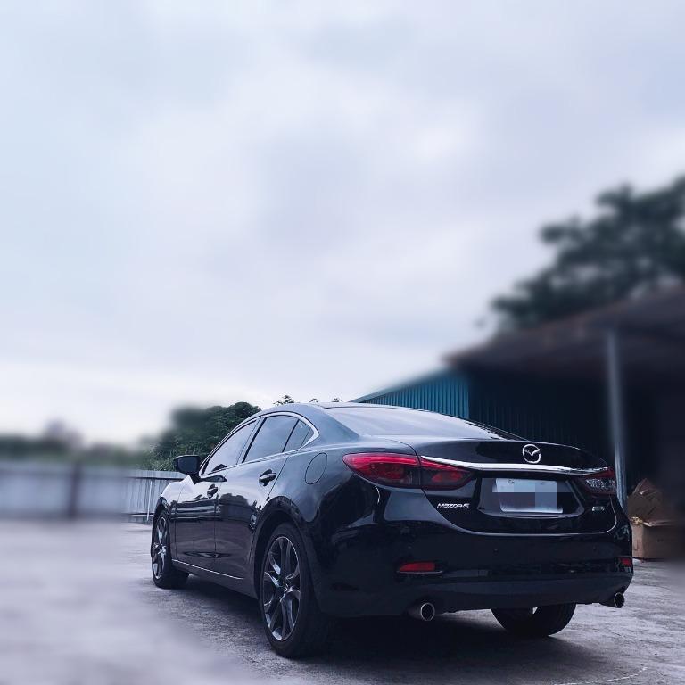 冠軍車庫【專業認證】2016年 馬自達Mazda 馬6 柴油