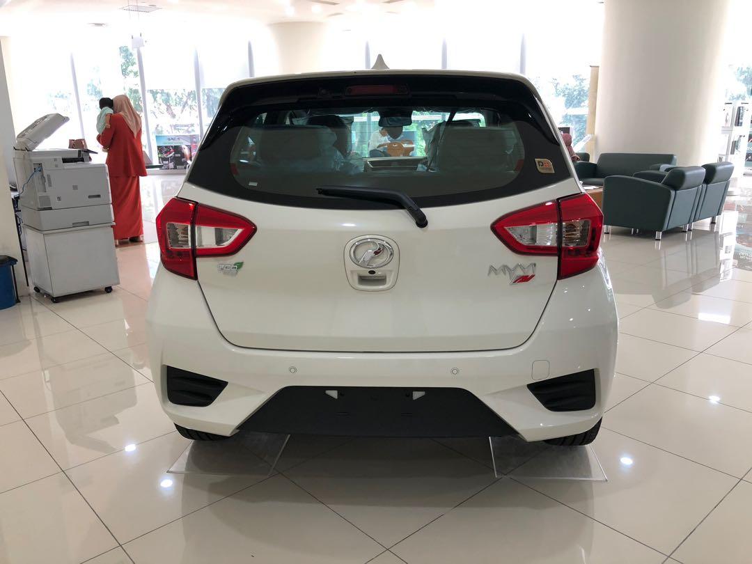 2020 Perodua Myvi 1.5 AV (A) Ivory White Maximum Loan