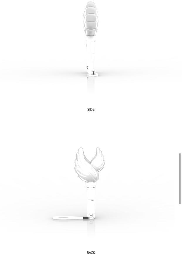 [🇲🇾 GROUP ORDER] AOA OFFICIAL LIGHTSTICK WING LIGHT