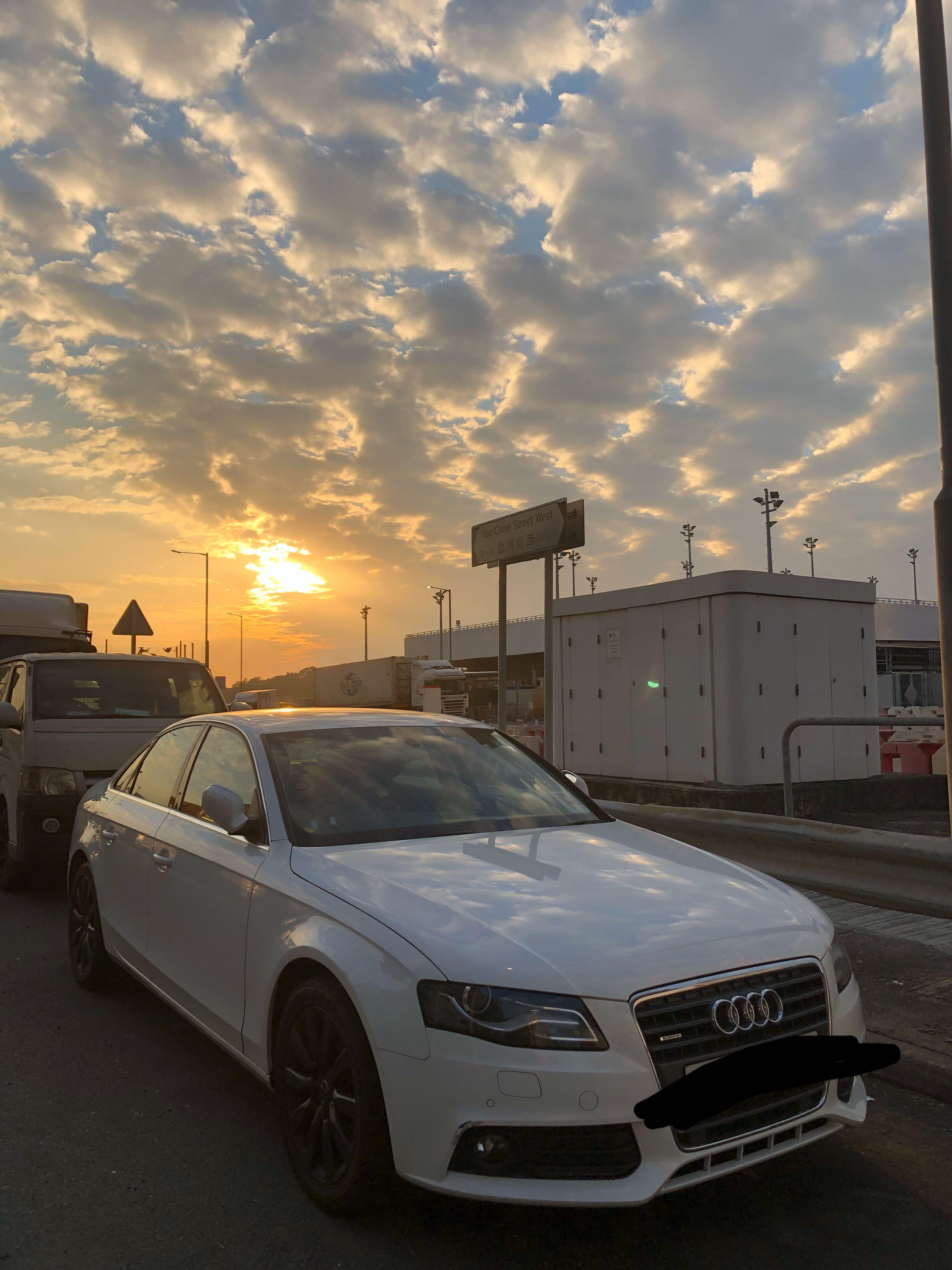 Audi A4 Sedan 2.0 TFSI quattro S tronic Ambition Auto