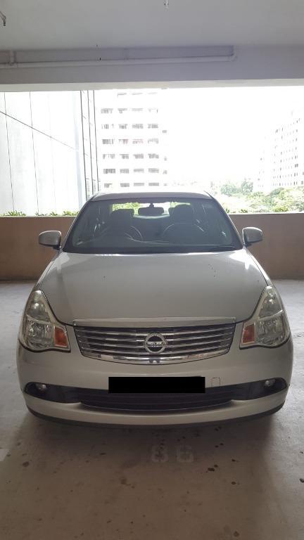 Car Rental Nissan Slyphy 3 - 6 Apr Fri-Mon Weekend Package P Plate Welcome ( Yishun )
