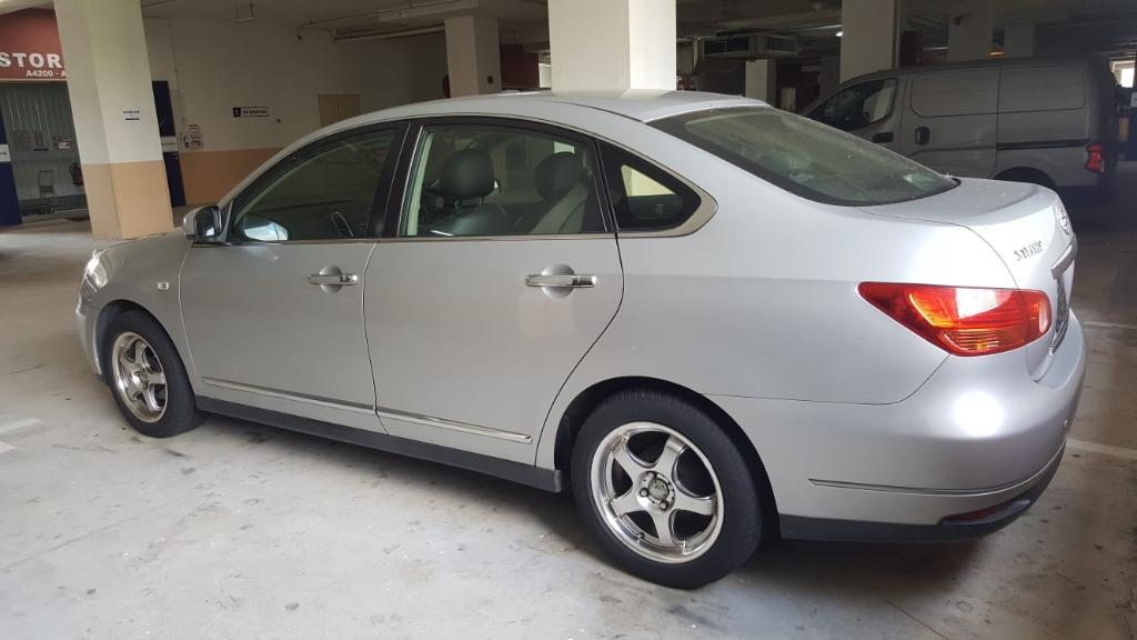 Car Rental Nissan Slyphy Fri-Mon Weekend Package 21-24 Feb P Plate Friendly ( Woodlands 11 )