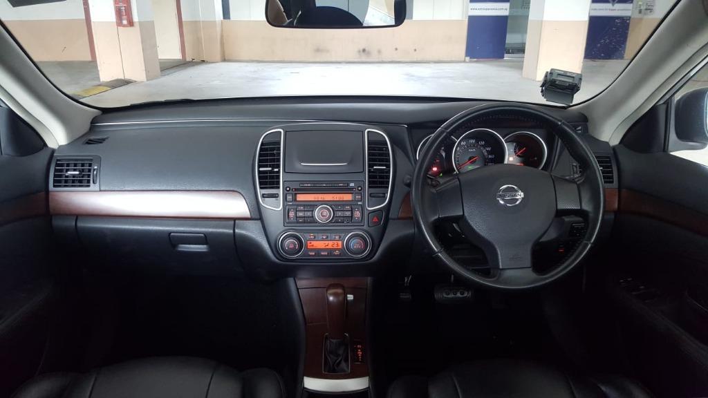 Car Rental Nissan Slyphy Weekend Fri-Mon Package 21-24 Feb P Plate Welcome ( Sembawang )