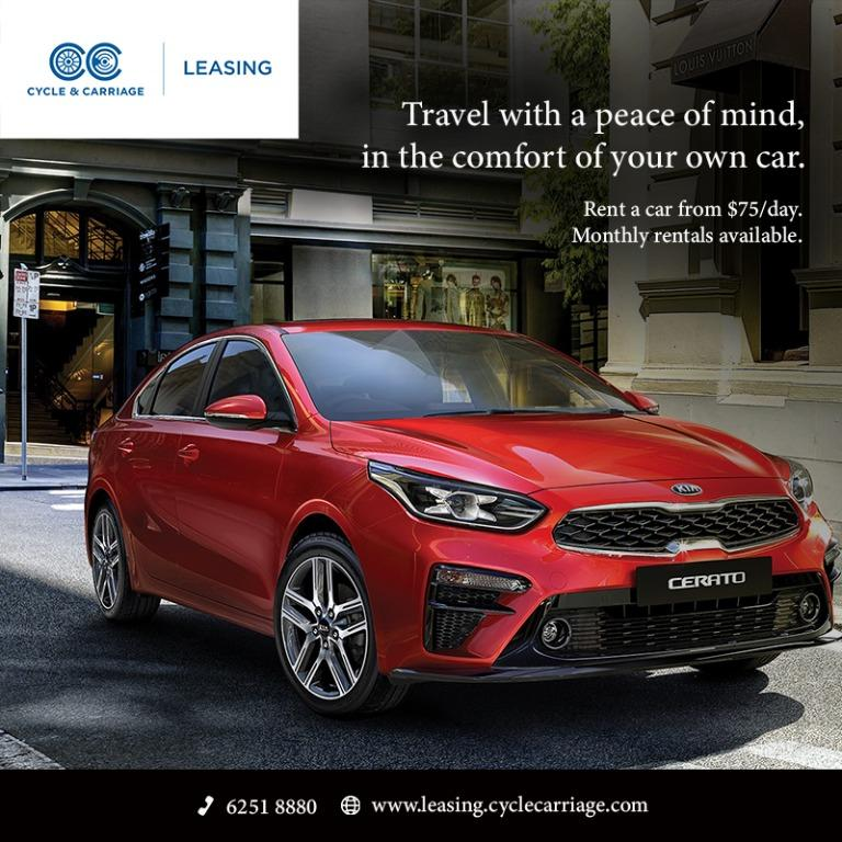 Personal leasing at your ease