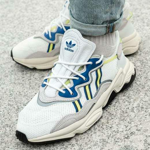 FINAL!) Adidas Ozweego White Blue, Men