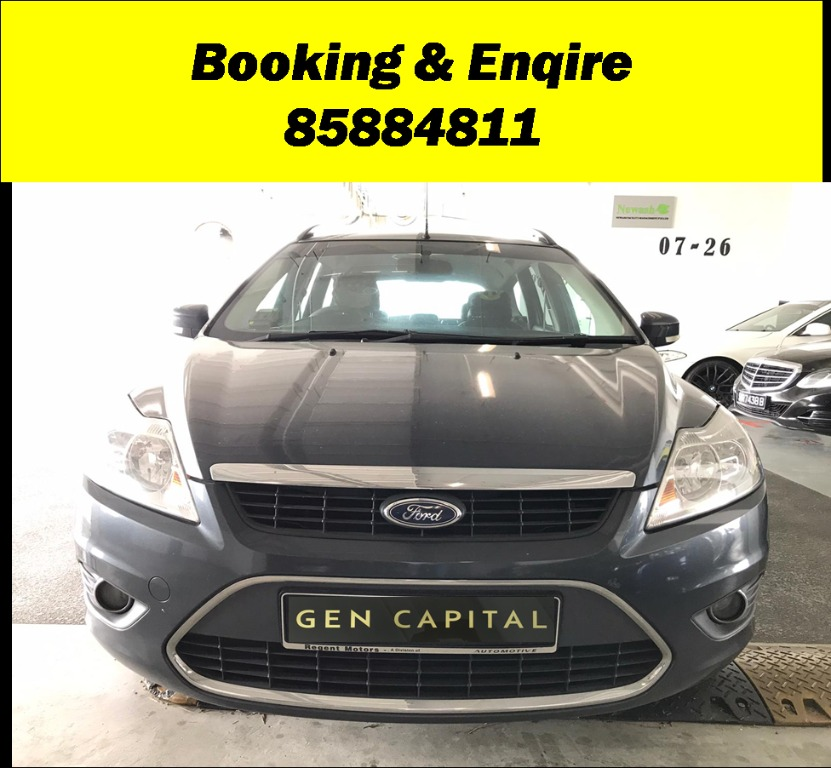 Ford Focus JUST IN with Lowered rental rates due to CoronaVirus for you to travel with a peace of mind! Just $500 Deposit driveoff immediately. No hidden cost. Whatsapp 81888616 now!