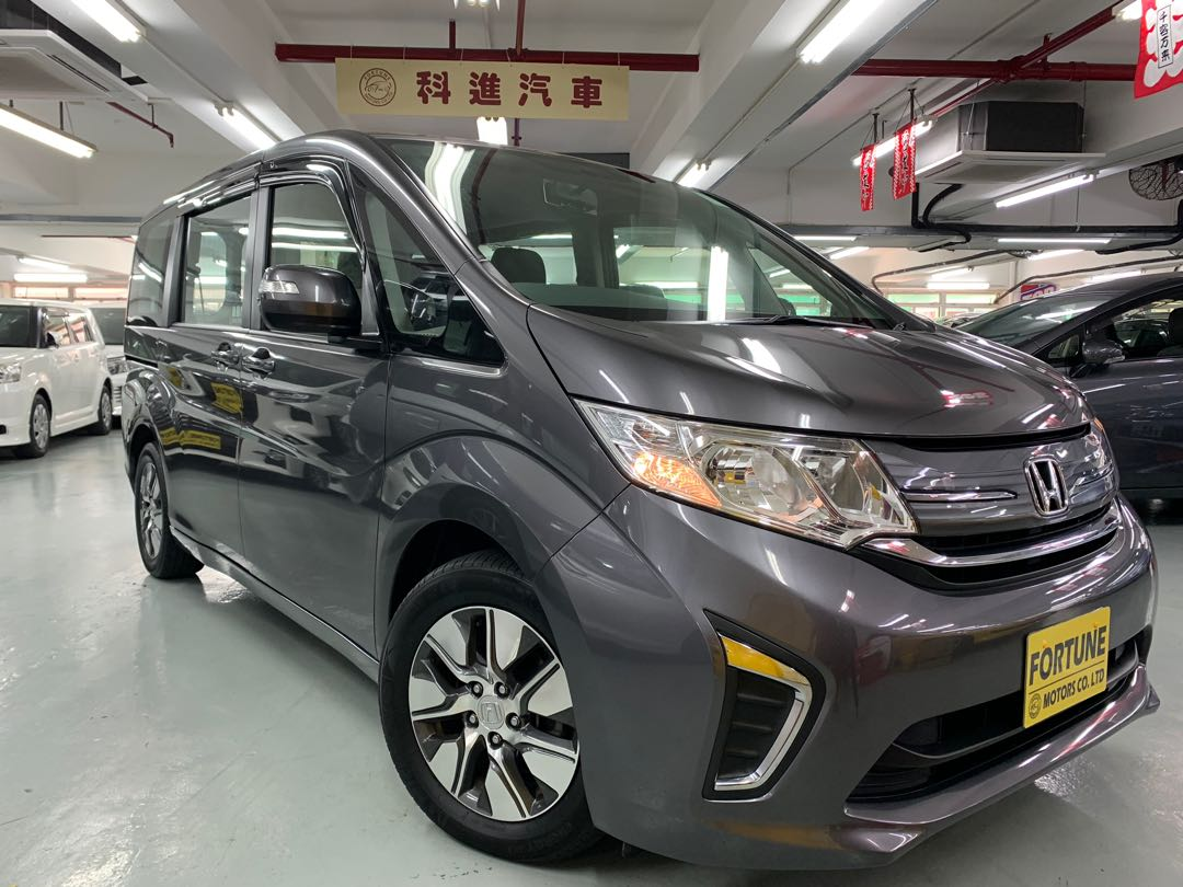 Honda Stepwagon Stepwgn 1.5T Auto