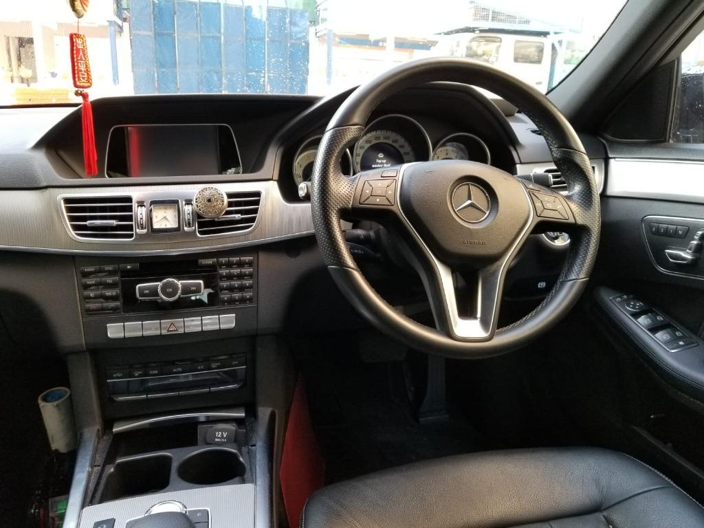 Mercedes-Benz E 200 Auto