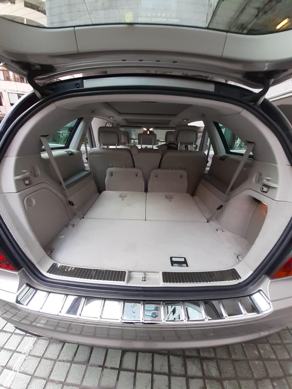 Mercedes-Benz R350L 4Matic Manual