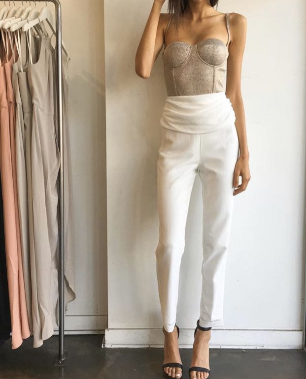 Misha Collection Teodora Pants, RRP $220 Size XS or 6