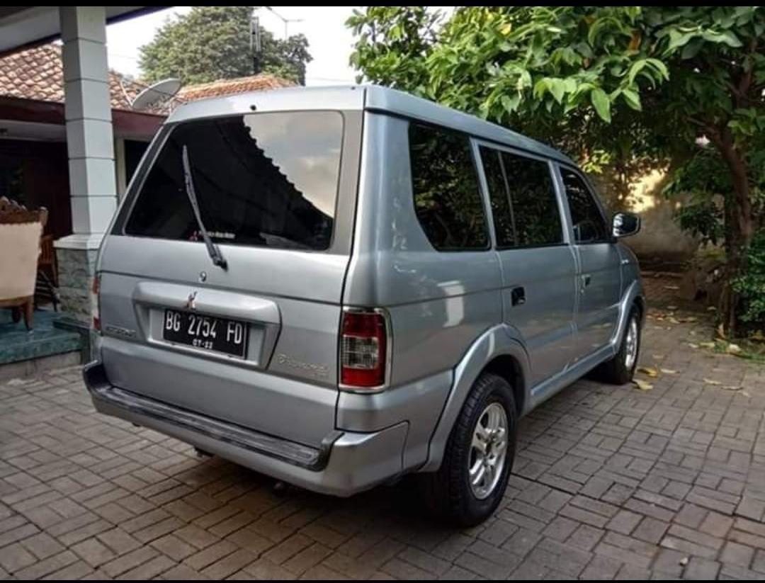 Mitsubishi Kuda Diamond Bensin Tahun 2003 Plat BG Palembang