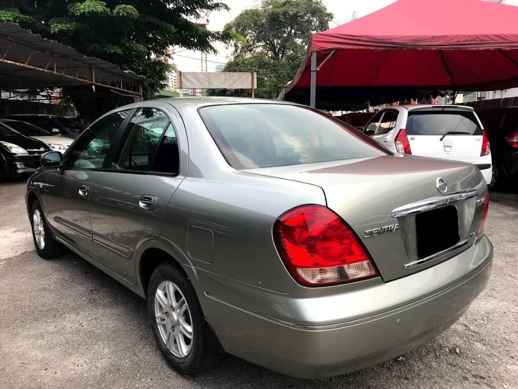 NISSAN SENTRA 1.6 SG-L (A) BLACKLIST CCRIS CTOS CAN LOAN