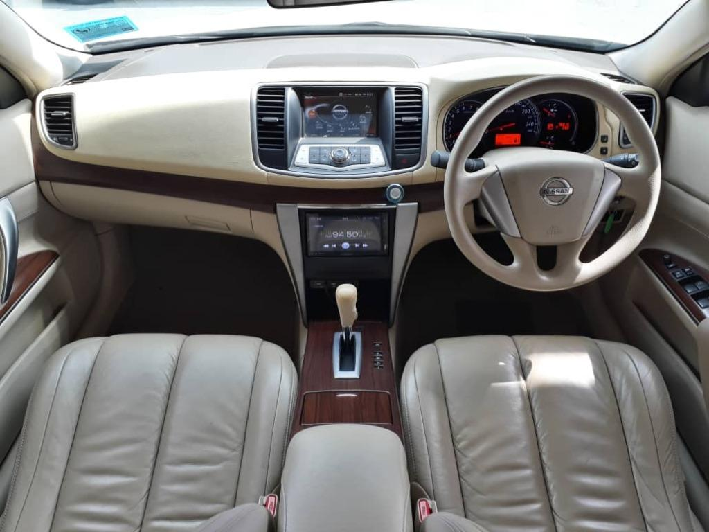 RM43,000 RAYA PROMOTION NISSAN TEANA 2.0 (A) XE 1 LADY OWNER TIP TOP CONDITION.