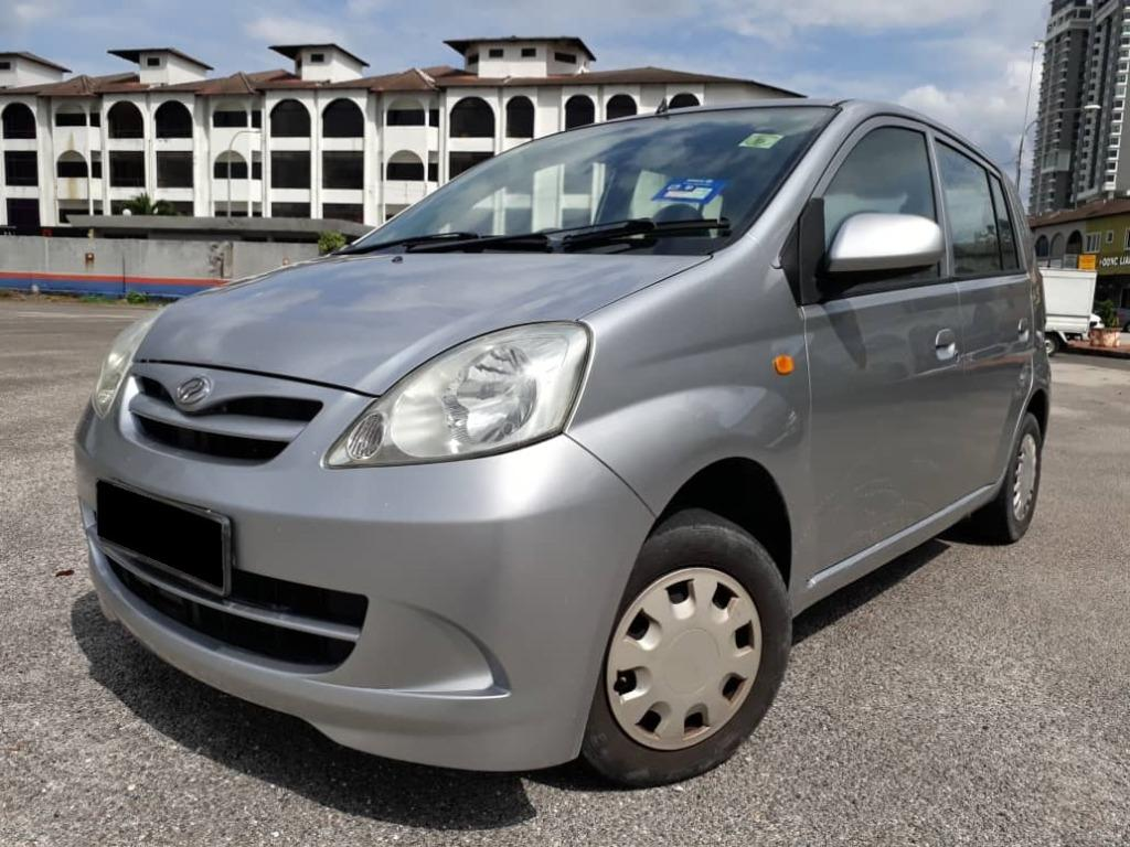 RM9800 RAYA PROMOTION PERODUA VIVA 850 (A) EZ 1 OWNER KEPT WELL GOOD CONDITION.