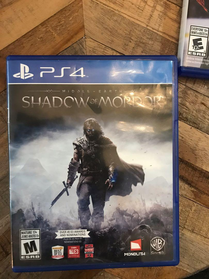 PlayStation 4 slim 1Tb, 4 Games,1 CD Player, Kobo SleepCover Bundle.