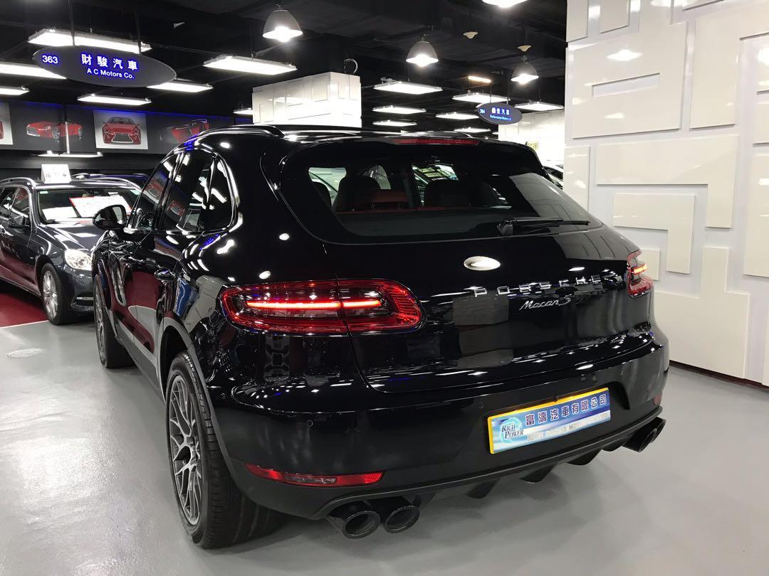 Porsche Macan 3.0 S PDK (A)
