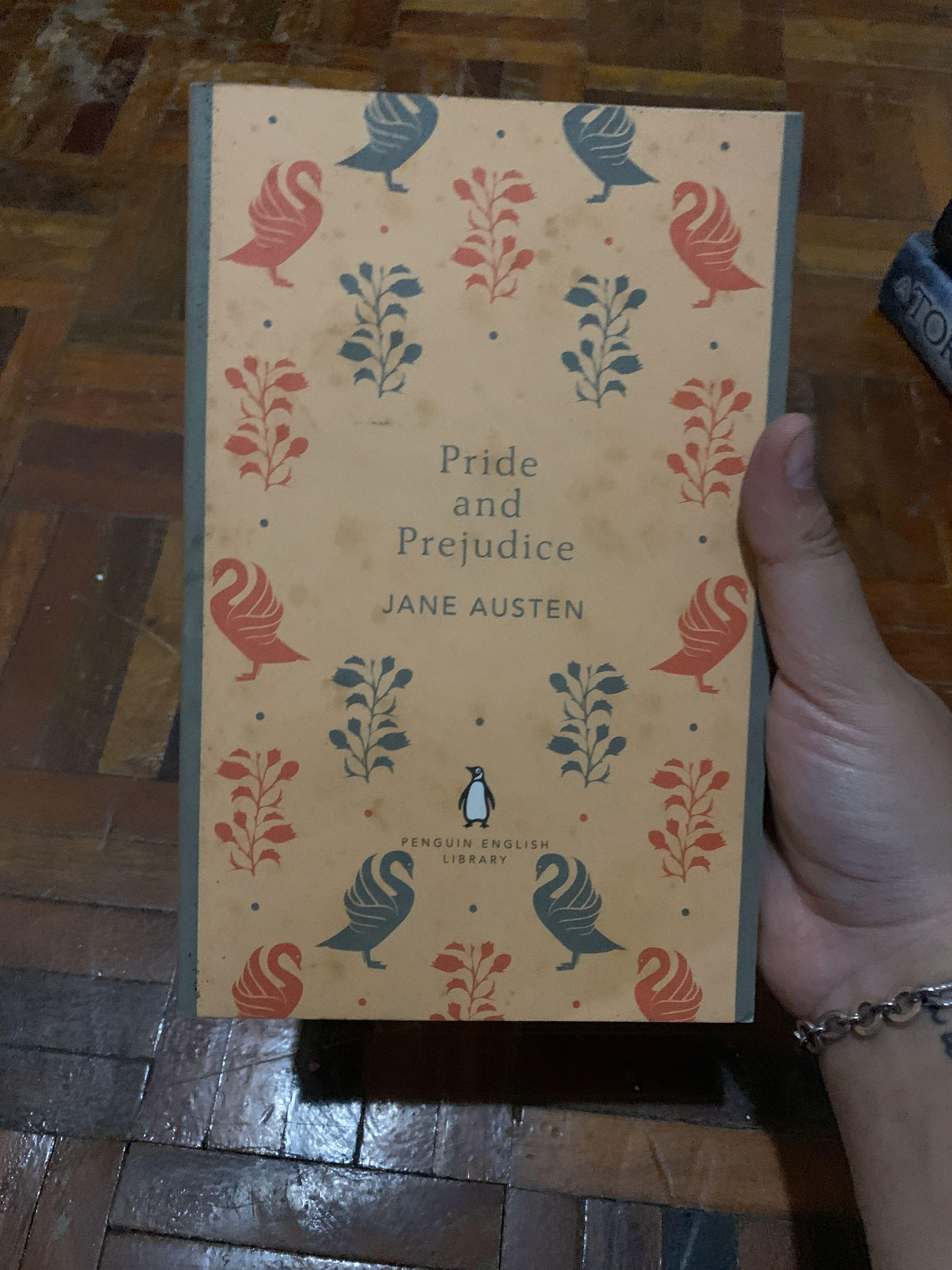 Pride and Prejudice by Jane Austen (Penguin English Library edition)