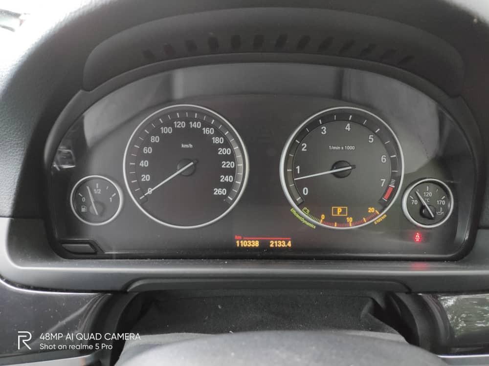 SEWA BELI BERDEPOSIT>>Bmw F10 523I 2.5 M Sport 2010
