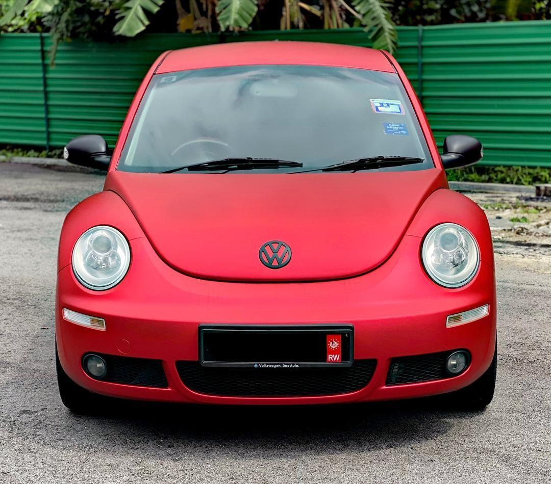 SEWA BELI BERDEPOSIT>>VW BEETLE 1.6  NEW IMPORT SPEC 2011