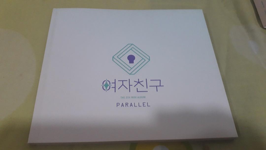 #ThankYouNext GFRIEND - Parallel The 5th Mini Album