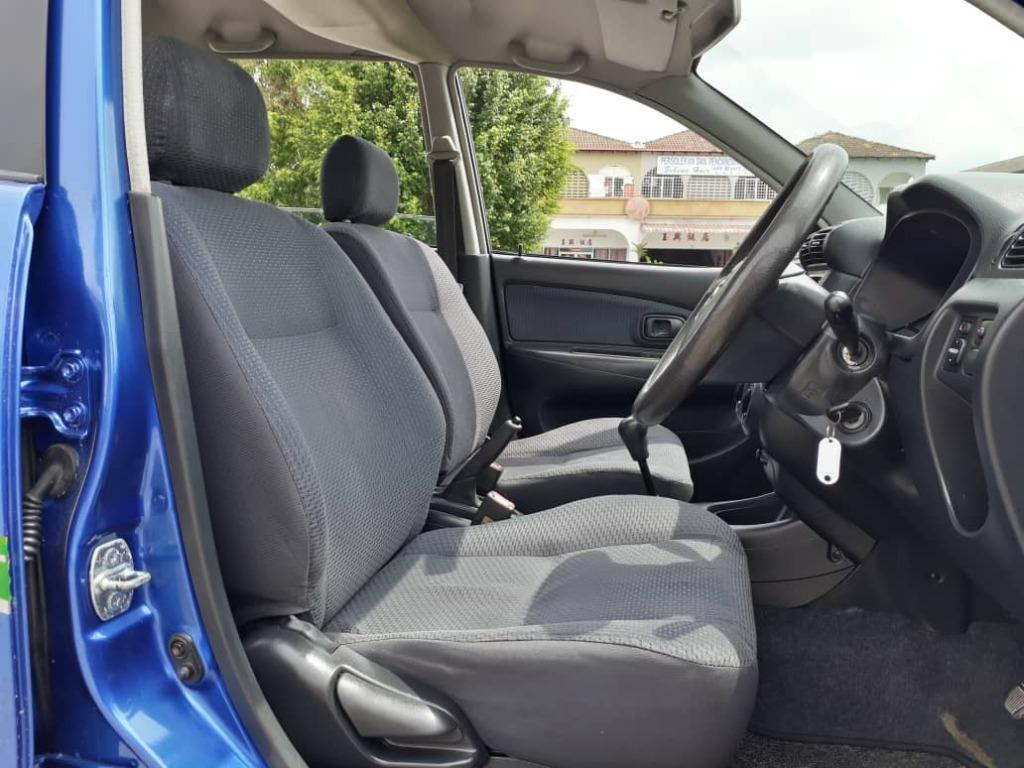 TOYOTA AVANZA 1.3 (M) VVT-I 1 OWNER KEPT WELL CLEAN INTERIOR GOOD CONDITION.