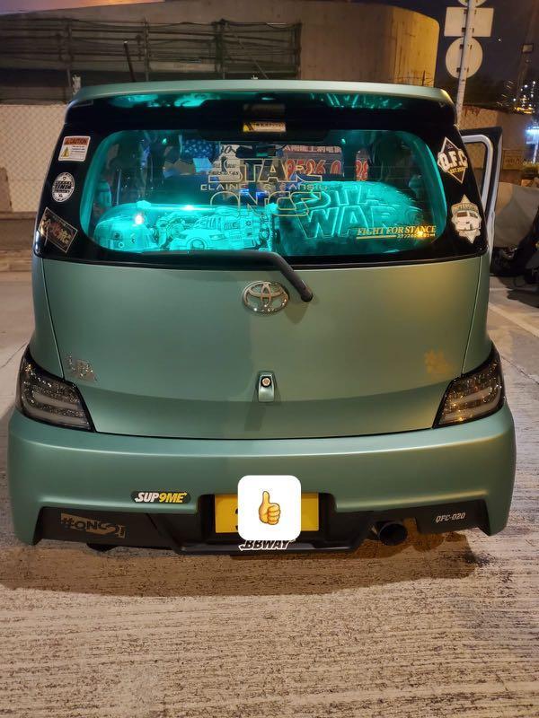 Toyota bB QNC21 Auto