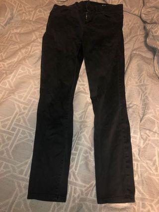 Black Legging Jean size 27/4