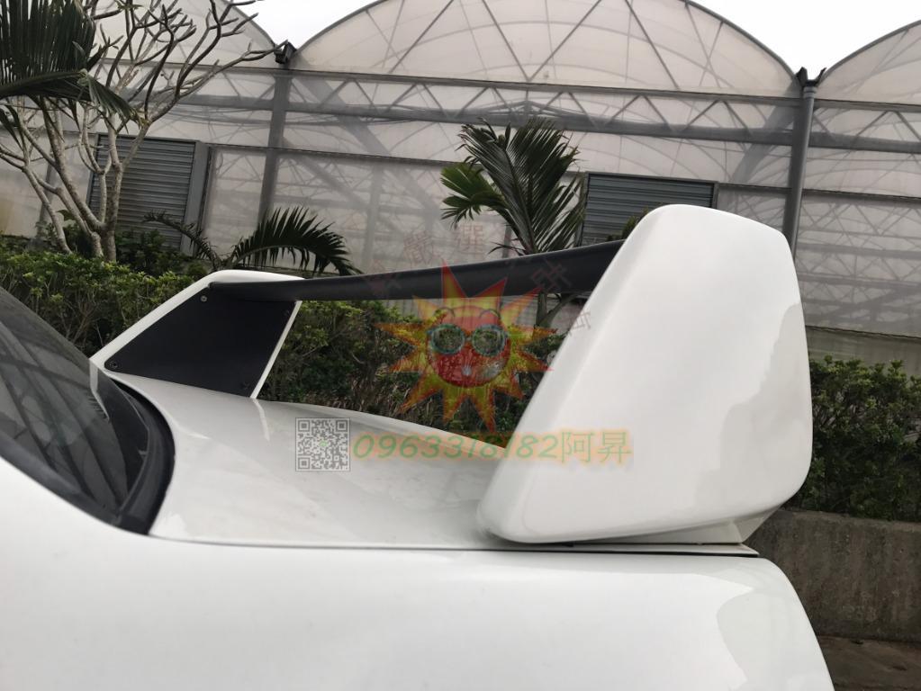 2002 三菱 lancer EVO外觀