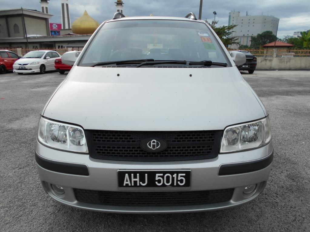 2009 Hyundai MATRIX 1.6 GL (M)OTR 8.8K LEATHER SIT