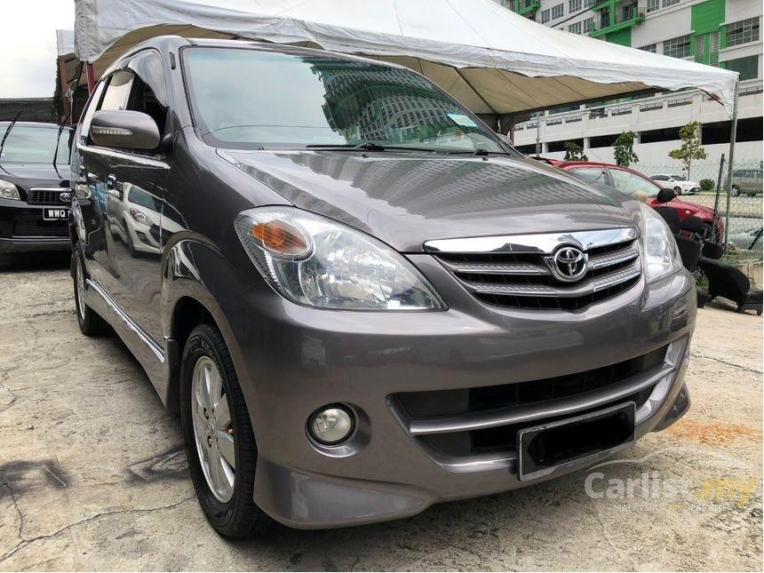 2009 Toyota Avanza 1.5 S (A) One Owner DVD Player Reverse Camera     http://wasap.my/601110315793/AvanzaS2009