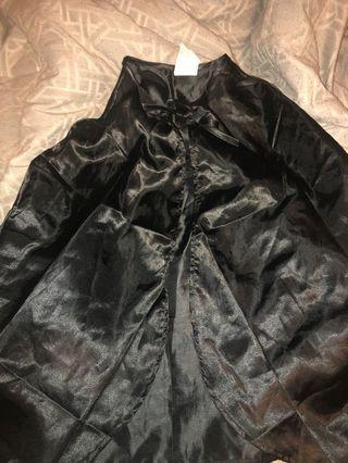 Black cape (halloween)