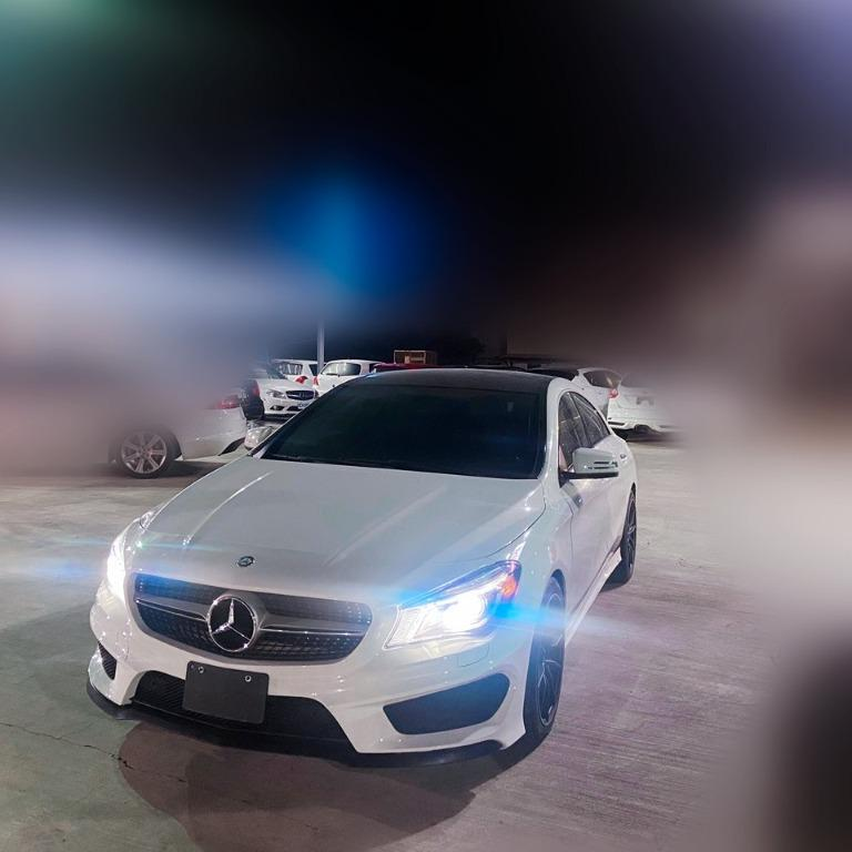 2015年 賓士 CLA250 2.0 白色