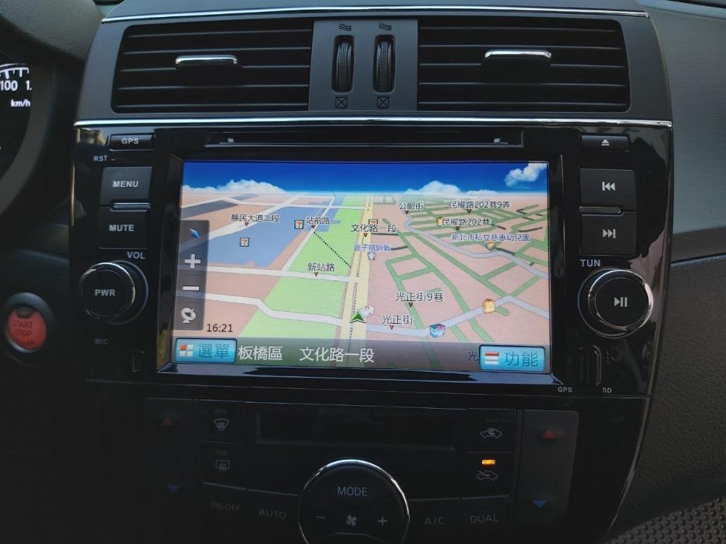 2016年 Nissan Big Tiida 5D 1.6 豪華影音版 里程6.8萬 售價48萬