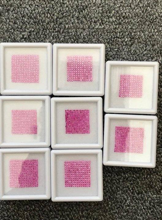 2020-CG-Caliberated Pink Sapphire Unheated/Burma/Diamond Cuts for Jewelry-(13220/F.GC)U80/PC