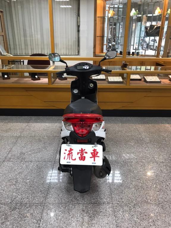 桃園長榮當舖【機車 流當精品】光陽-GP 125 2014 流當機車