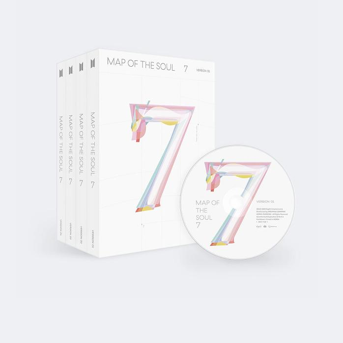 🇲🇾 [PREORDER GO] #BTS ALBUM 'Map of The Soul:7'