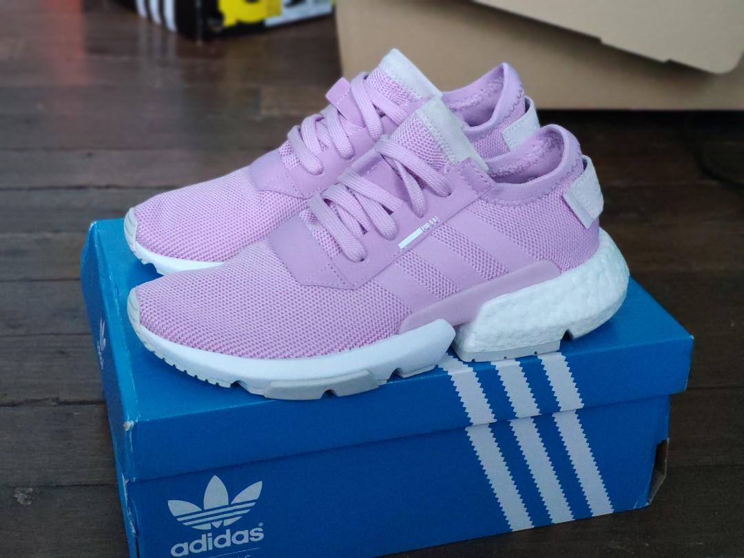 Adidas POD-S3.1 Boost Pink 7us Women's