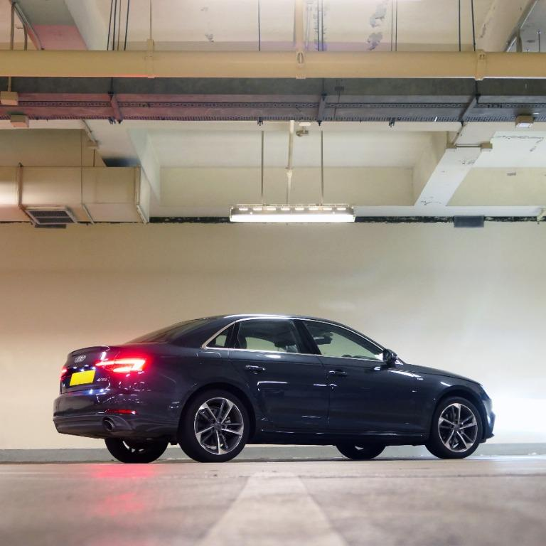 Audi A4 Sedan 2.0 Auto