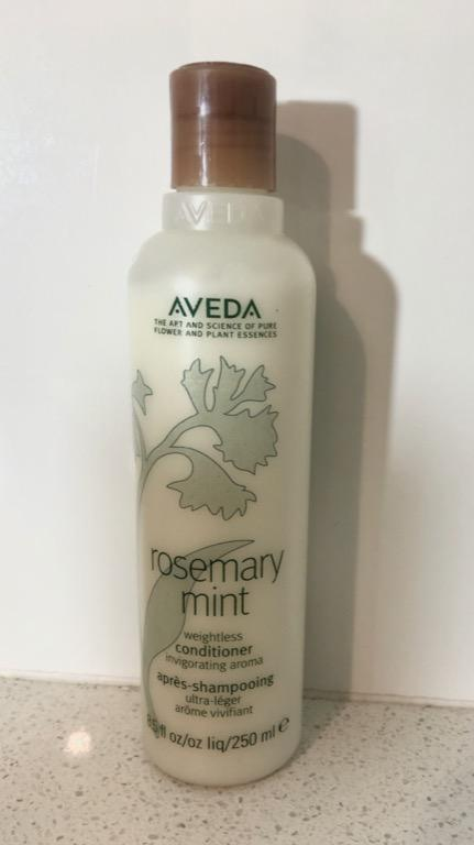 Aveda Rosemary Mint Weightless Conditioner 250ml All Hair Types