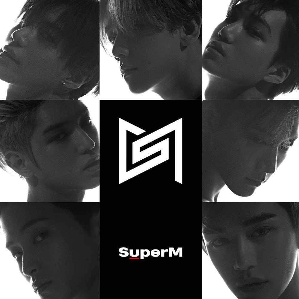 [Backorder] SuperM The 1st Mini Album (Korea Version)
