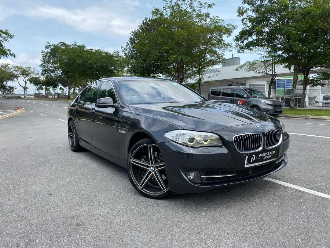 BMW 520i Sedan (A)