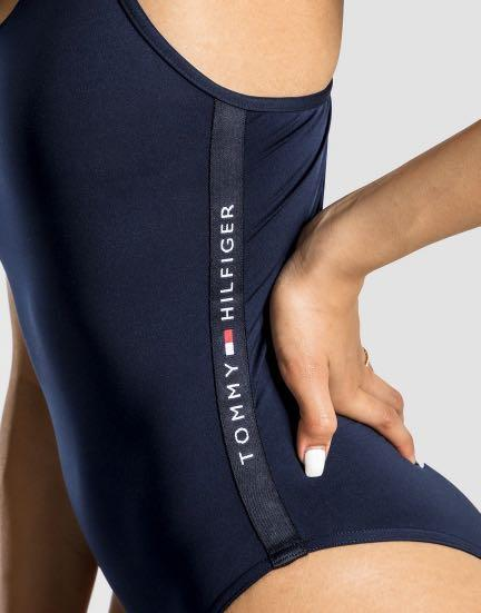 Brand new with tags Tommy Hilfiger womens One-piece swimsuit