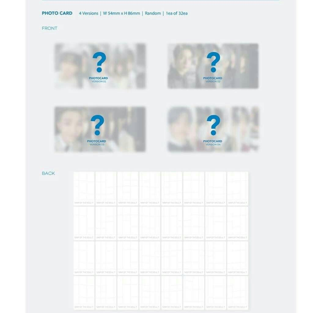 BTS MAP OF THE SOUL 7 (PREORDER) [Yes 24 / synnara]