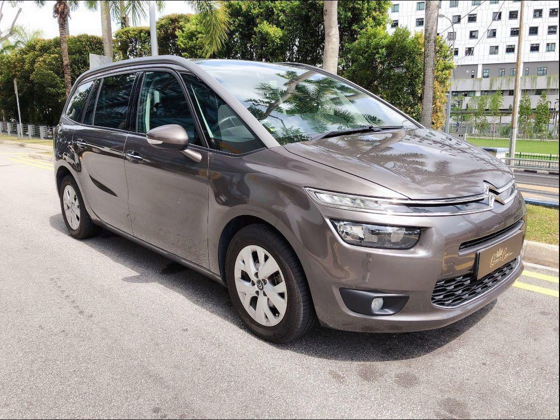CITROEN GRAND C4 PICASSO 1.6 BLUEHDI EAT6 S